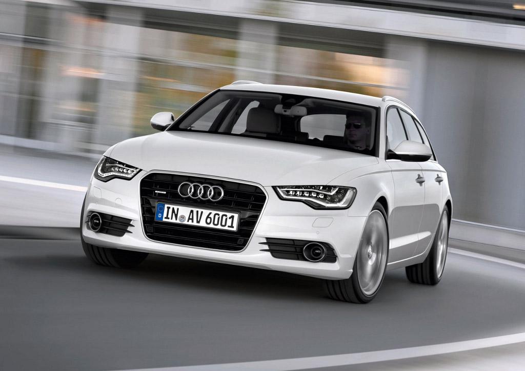 Bon 2012 Audi A6 Avant