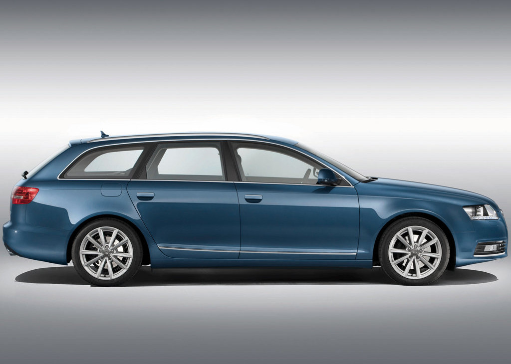 audi a6 avant to be unveiled on may 18 in berlin autoevolution. Black Bedroom Furniture Sets. Home Design Ideas