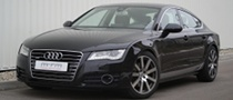 Audi A7 Gently Touched by MTM