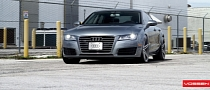 Audi A7 on Vossen Wheels [Photo Gallery]