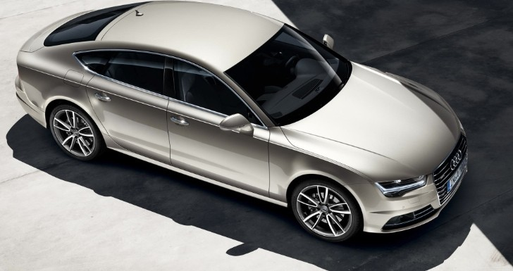 Audi A7 Sportback Gets 2.0 TFSI quattro S tronic Setup in Japan