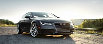 Audi A7 Sportback on Vossen Wheels [Photo Gallery]