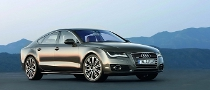 Audi A7 Sportback to Sell from EUR51,650