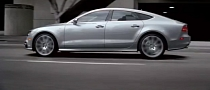 "Audi A7 Stars in ""Beauty"" Commercial [Video]"
