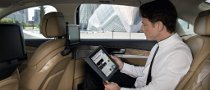 Audi A8 Debuts First Factory-Installed Wireless Access in a Car