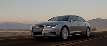 Audi A8 Gets New TV Ad: Seat [Video]