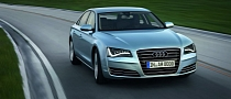 Audi A8 Hybrid European Pricing