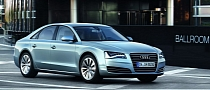 Audi A8 Hybrid Unveiled Before Frankfurt Debut