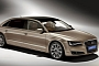 Audi A8 L Receives Armor from Russia's ArmorTech