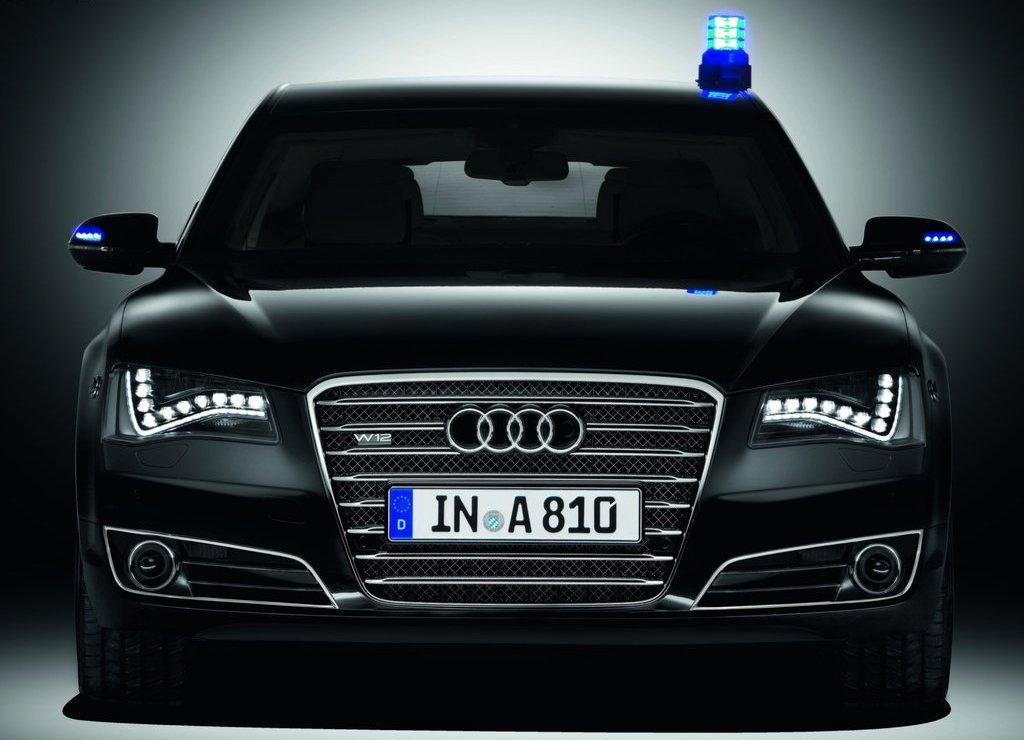 Audi AL Security W Introduced Autoevolution - Audi car latest model