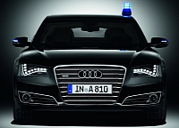 Audi A8L Security W12