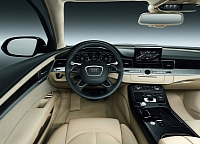 A8L Security interior