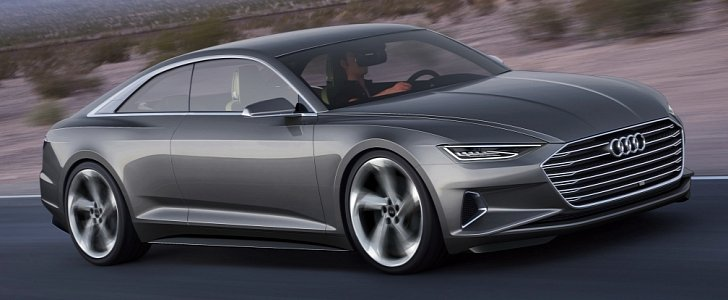 audi a9 e tron confirmed to rock down to electric avenue autoevolution. Black Bedroom Furniture Sets. Home Design Ideas