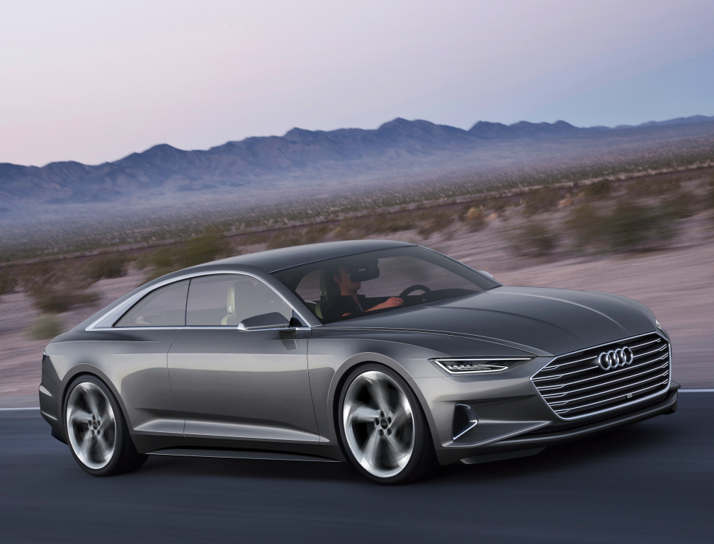 Audi A9 e-tron Confirmed to Rock Down to Electric Avenue - autoevolution