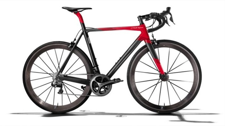 Audi Adds A New Lightweight Racing Two Wheeler Next To Its