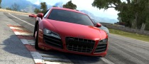 Audi and Xbox 360 Team Up for Debut of Forza Motorsport 3