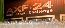 Audi and Xbox Prepare the 2010 AXF-24 Challenge