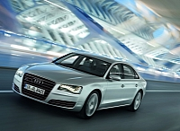 350 Audi A8s sold in January