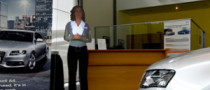 Audi Australia and PDM Launch First Holographic Virtual Assistant