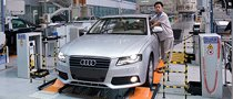 Audi, BMW and Mercedes-Benz Grow Strong in China
