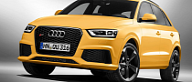 Audi Bringing Q3 and RS Q3 to US After Facelift