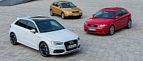 Audi Builds 3 Millionth A3