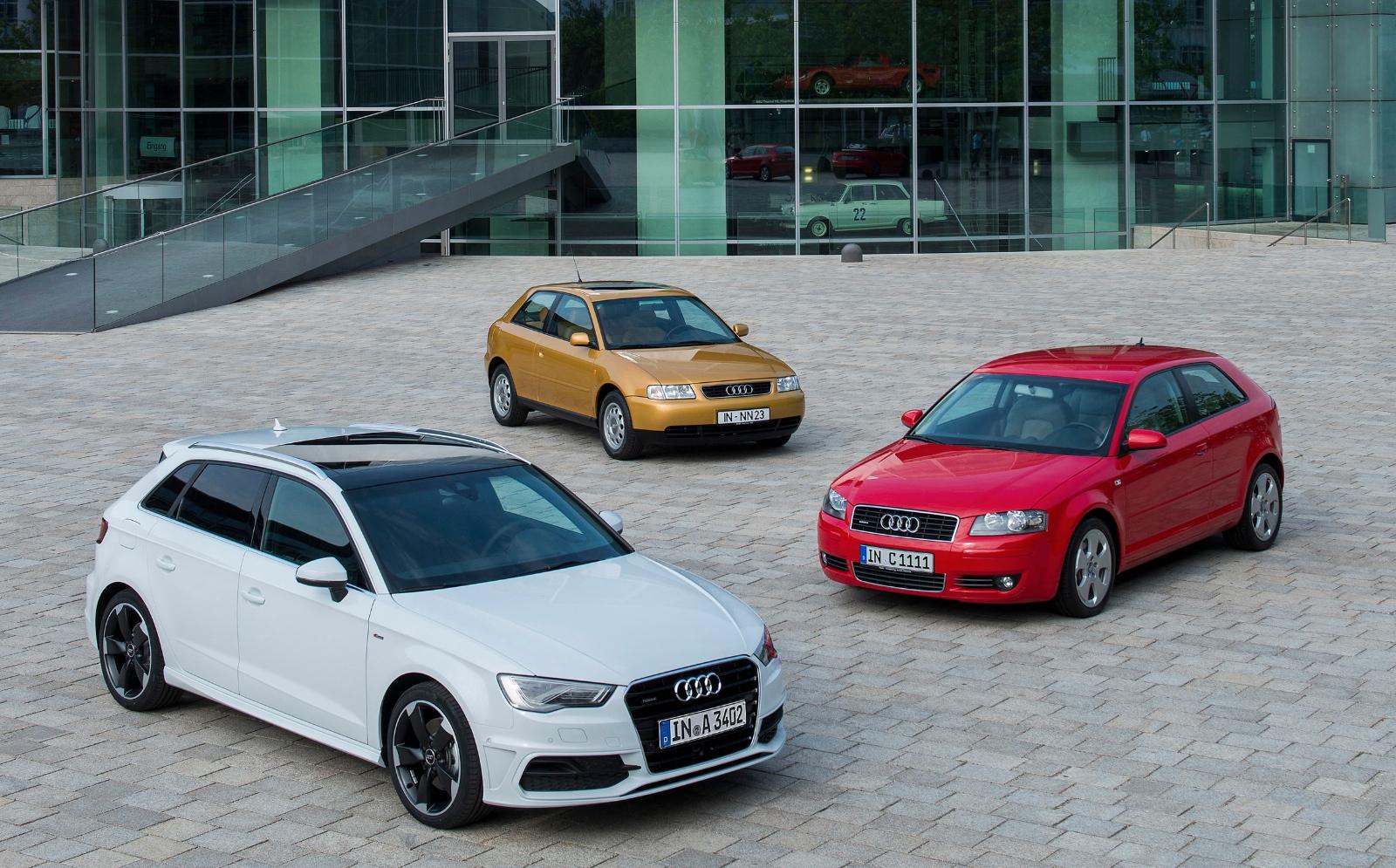Audi Builds 3 Millionth A3 Autoevolution