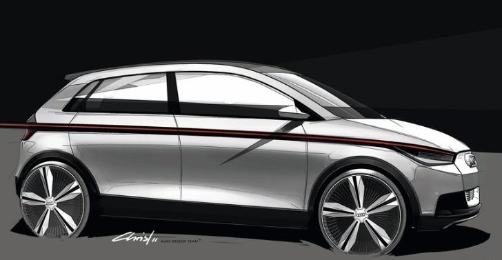 Audi Cancels Production Version Of 2011 A2 Concept Autoevolution