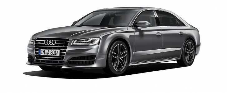 Audi S8 W12 Turbo >> Audi Celebrates 21 Years on the UK Market with Special A8 Edition 21 Model - autoevolution