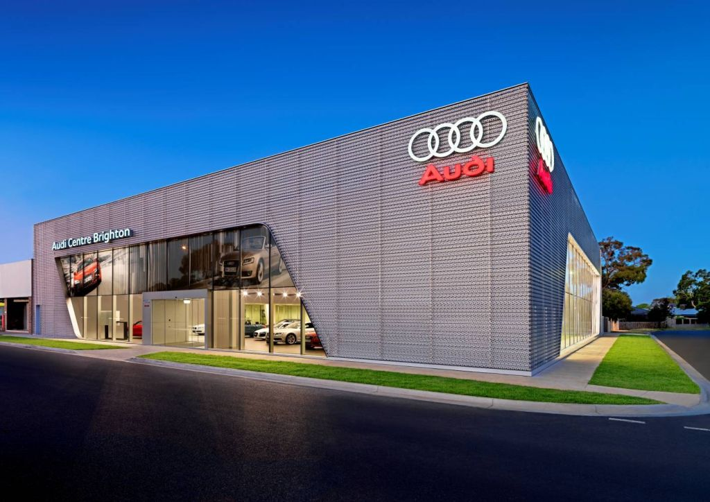 Audi Centre Brighton Opens In Australia Autoevolution