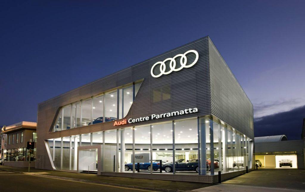 Audi Centre Parramatta Opens In Australia Autoevolution