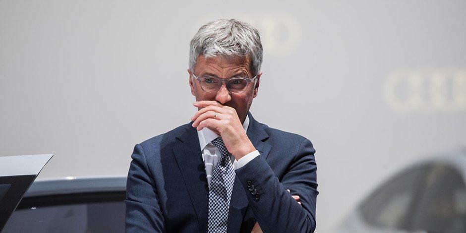 Audi chief exec Rupert Stadler arrested