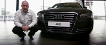 Audi Channel Takes a Closer Look at the A8 [Video]