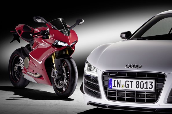 Audi Completes Ducati Takeover Through Lamborghini Autoevolution