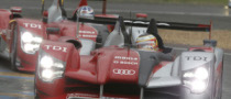 Audi Confirms 2 Prototypes for the 2010 International Le Mans Cup