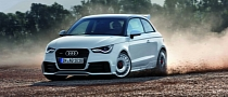 Audi Confirms A1 quattro for UK