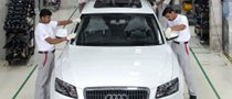 Audi Debuts Q5 Assembly in India