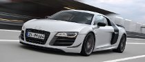 Audi Delivers First R8 GT