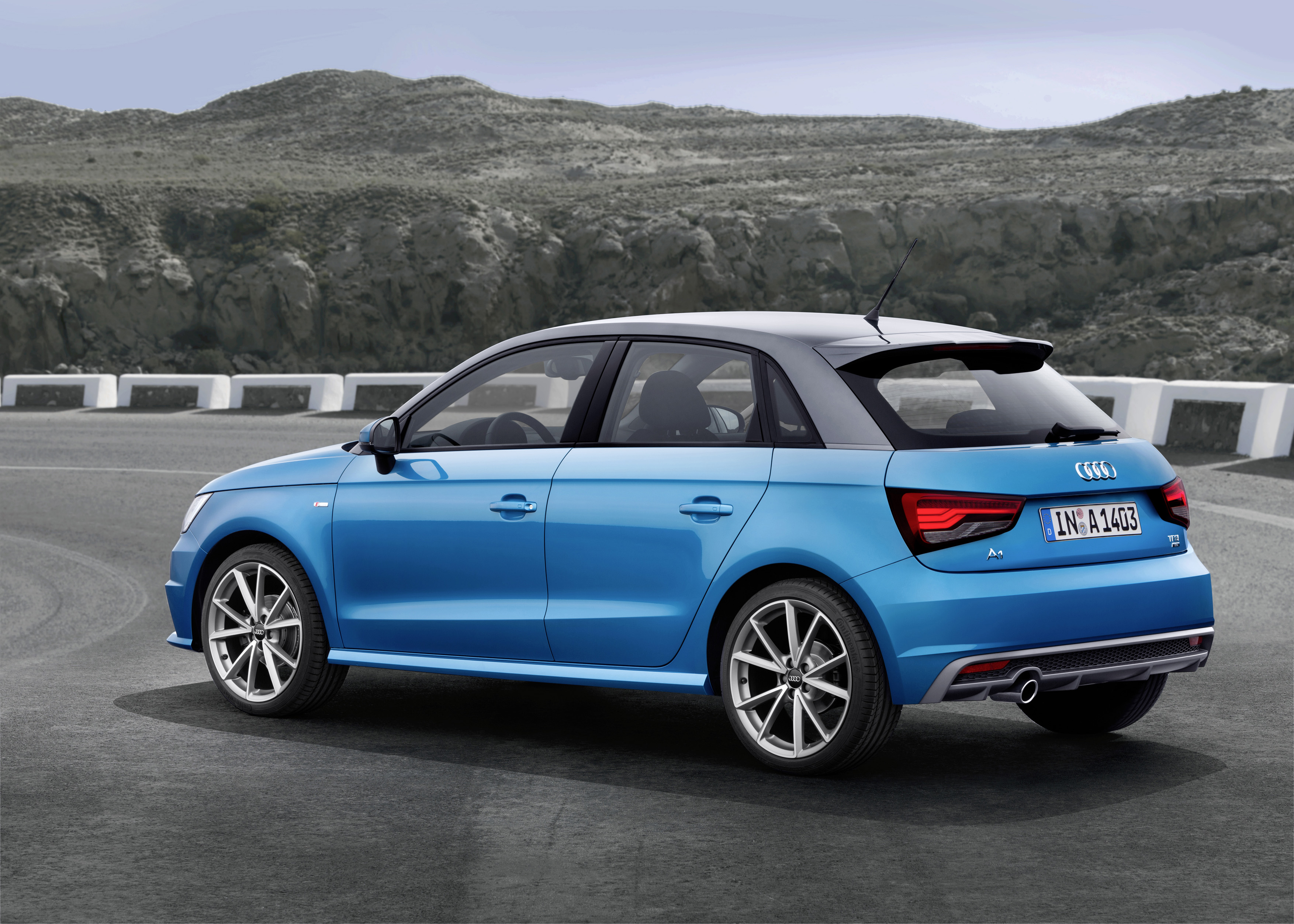 audi details a1 tfsi ultra with 3 cylinder turbo video autoevolution. Black Bedroom Furniture Sets. Home Design Ideas