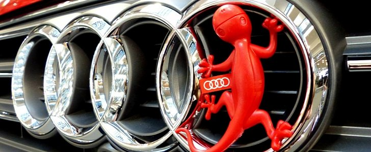 Audi Q3 Design >> Audi Discovers Gecko Fragrance, Sells It as Car Air ...