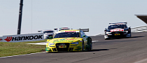 Audi Driver Mike Rockenfeller Wins DTM Title [Video]