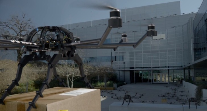"Audi ""Drones"" Commercial Combines Hitchcock and Amazon.com - Video"