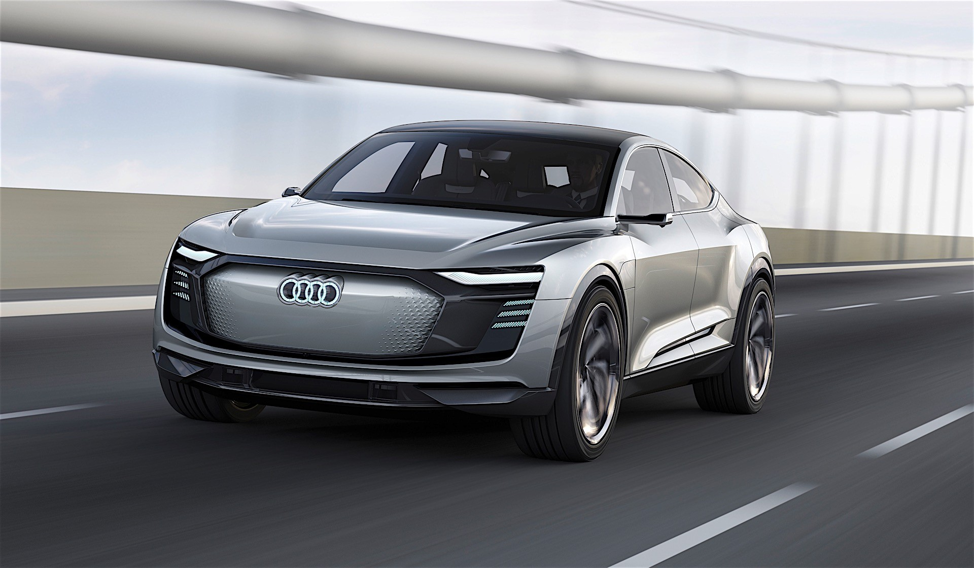 audi e tron available for pre order in four eu countries germany not among them autoevolution. Black Bedroom Furniture Sets. Home Design Ideas