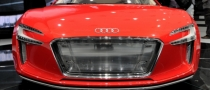 Audi e-tron Turns Production Version