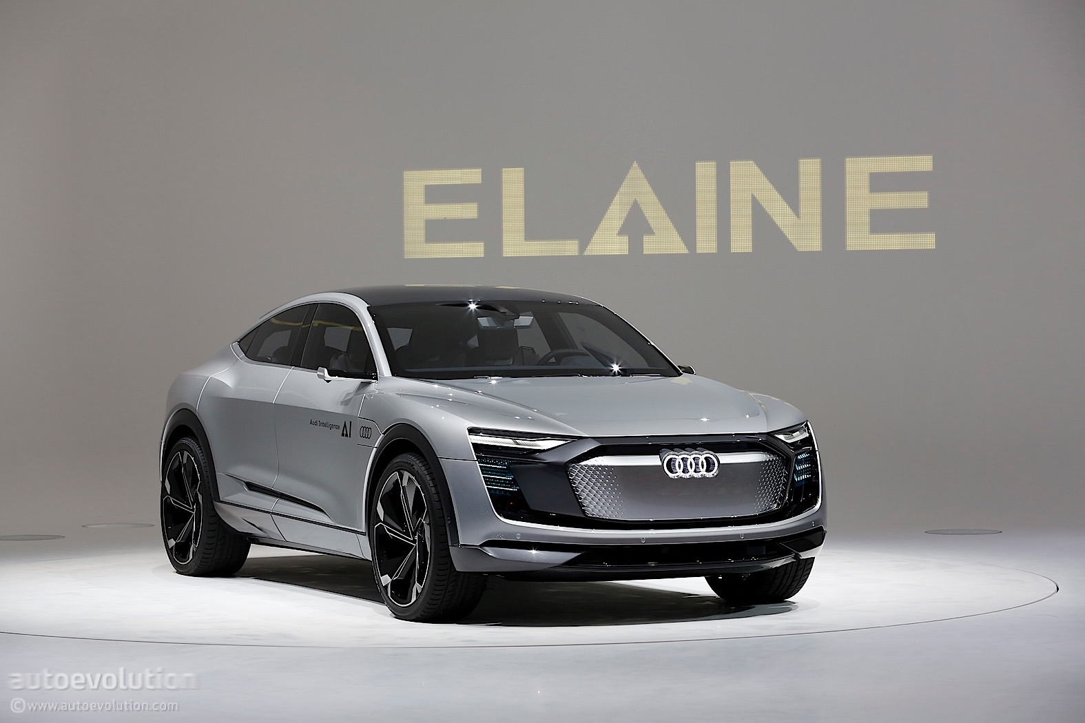 Audi Elaine Concept Is An Autonomous Chip Off The Old Block - Audi concept