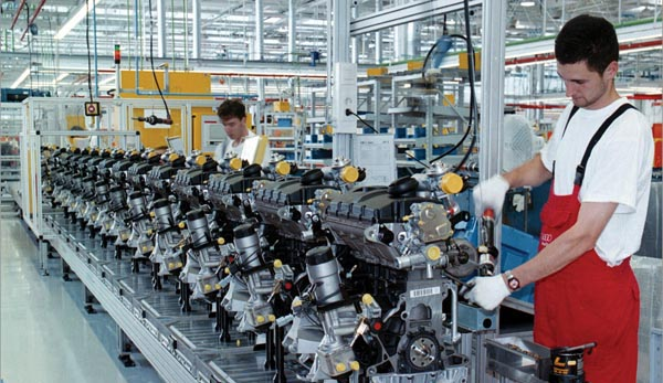 Audi Expands Operations In Hungary Autoevolution