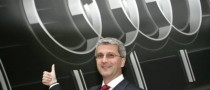 Audi Expects First Annual Sales Drop Since 1995