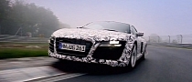 Audi Explains Vorsprung durch Technik Behind 2013 R8 [Video]