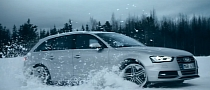 "Audi Fights British Weather in ""Land of quattro"" Ad [Video]"