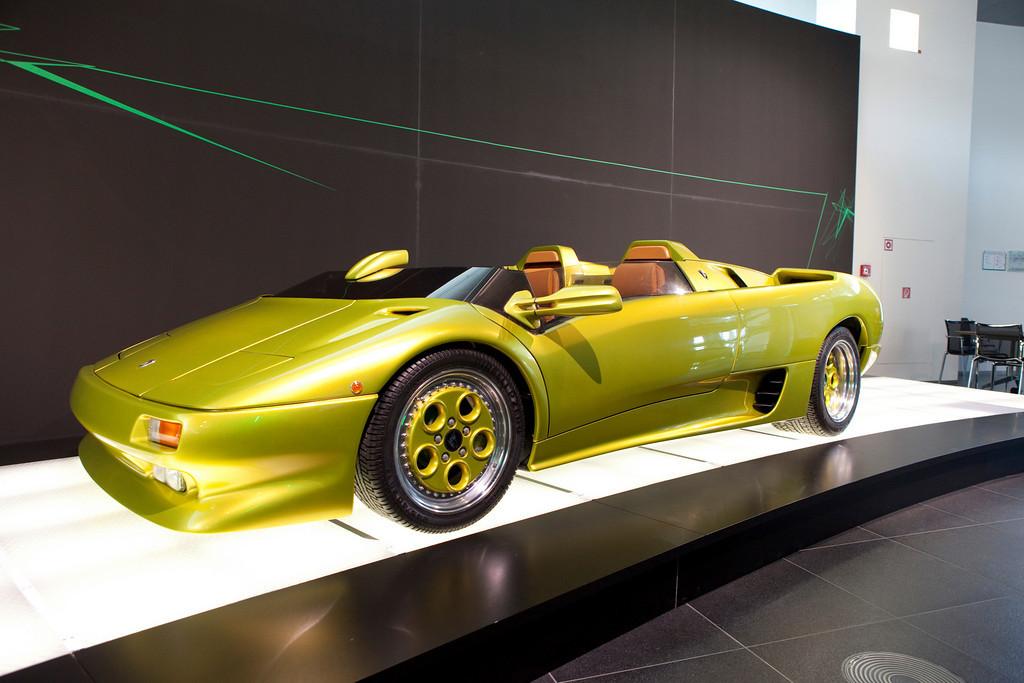 Audi Forum Features Lamborghini Prototype Exhibition Autoevolution
